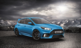 Nový Ford Focus RS
