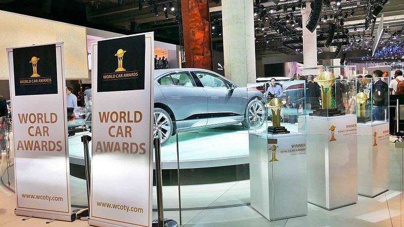 Ocenění Světové auto roku 2020